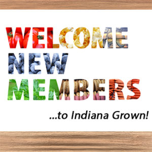 Congratulations to the newest members of our Indiana Grown community