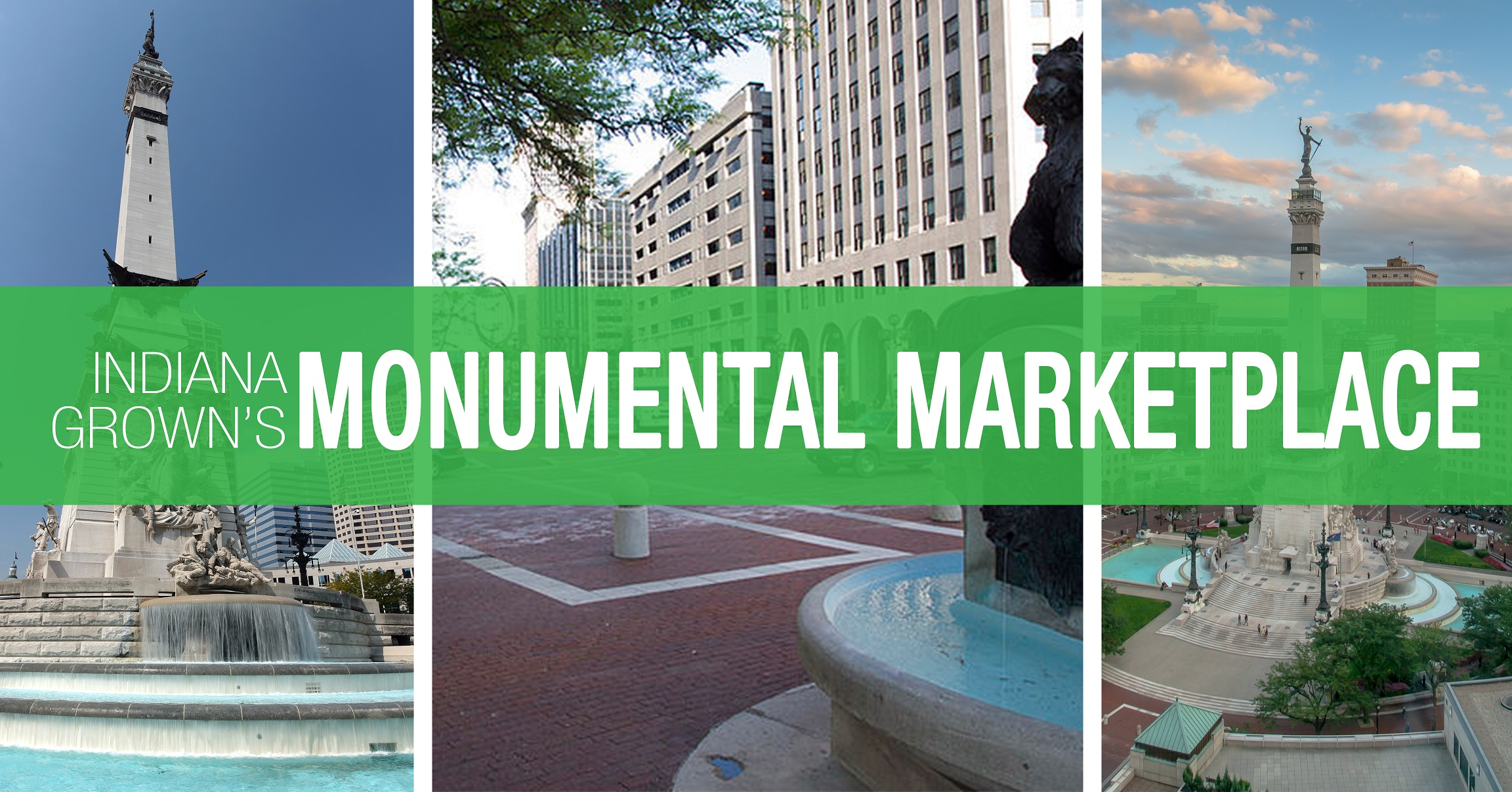 Support local by attending Indiana Grown's Monumental Marketplace