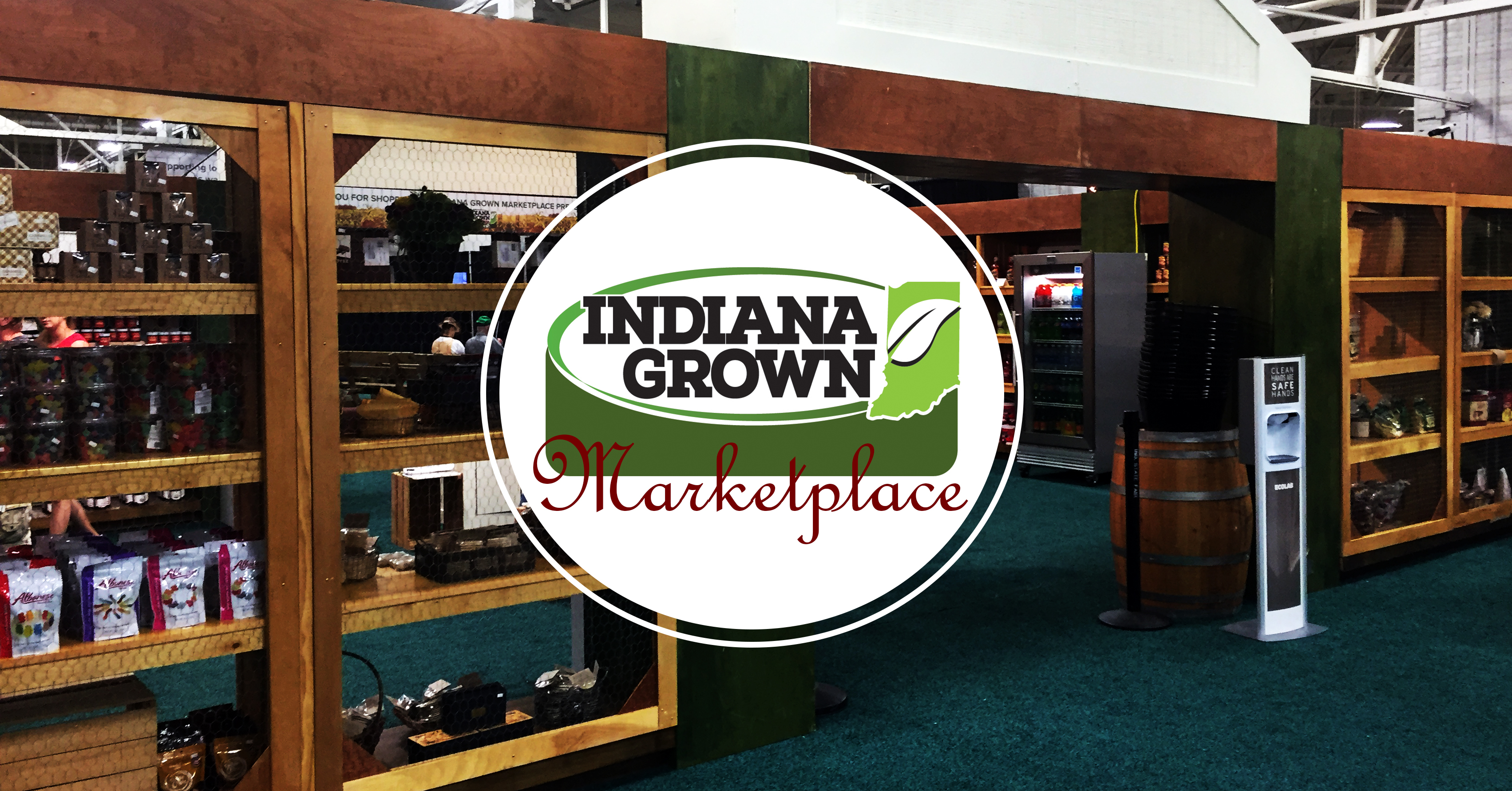 Indiana Grown Marketplace will offer more than 300 local products