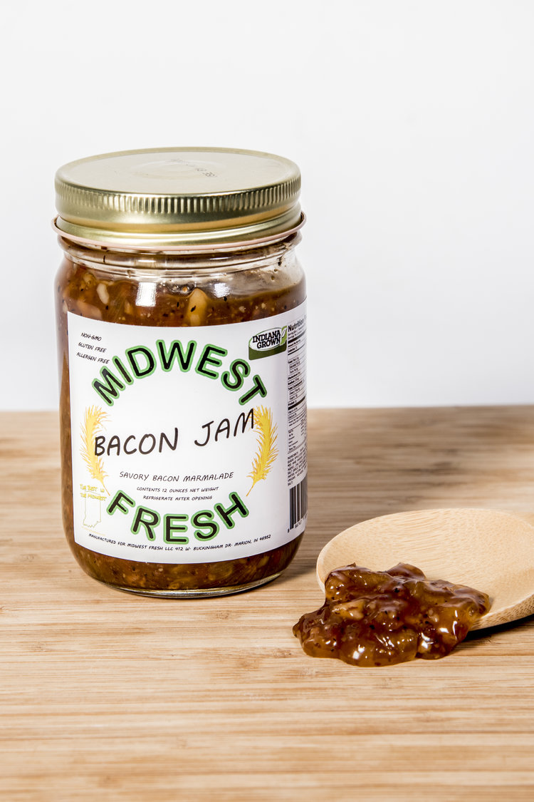 Midwest Fresh on Bacon Jam