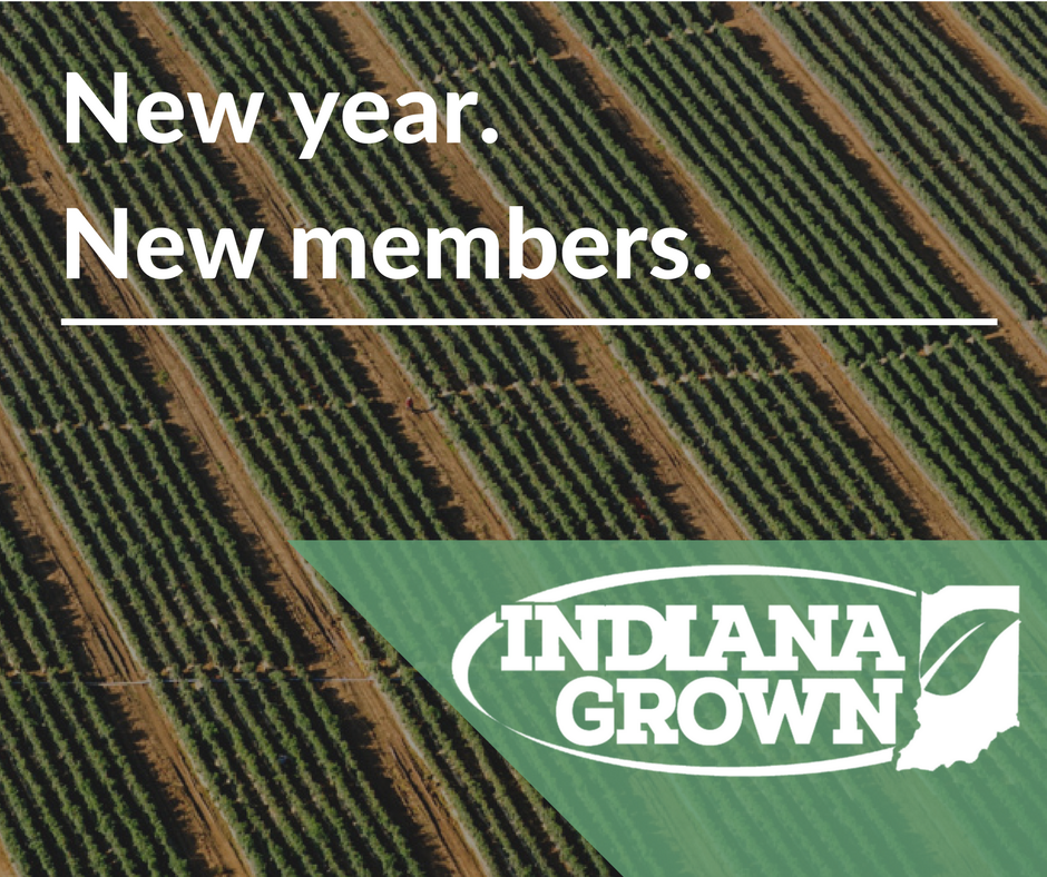 New Year, New Members for Indiana Grown