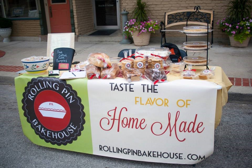 Rolling Pin Bakehouse Treats