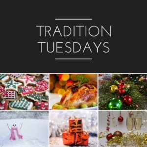 Tradition Tuesdays Holiday Contest