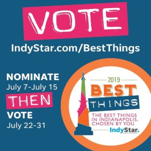Best of Indy 2019 Nomination