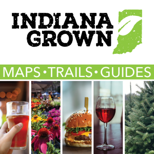 Indiana Grown Maps and Trails