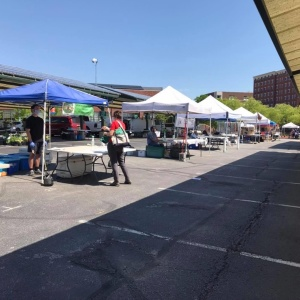 Bloomington Community Farmers' Market — ONLINE with Customer Pick-up