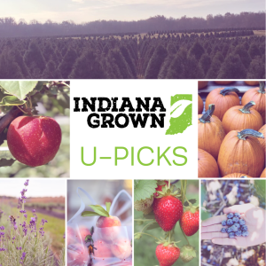 Indiana Grown U-Pick Farms & Orchards