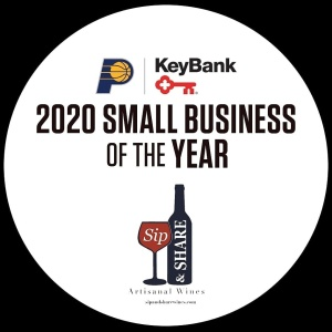 Sip & Share Wines Wins 2020 Small Business of the Year Award