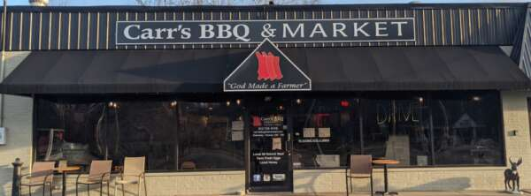 Carr's BBQ and Market LLC