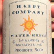 Happy Company Water Kefir