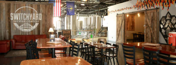 Switchyard Brewing Company