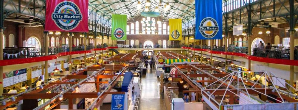 Indianapolis City Market/Original Farmers' Market