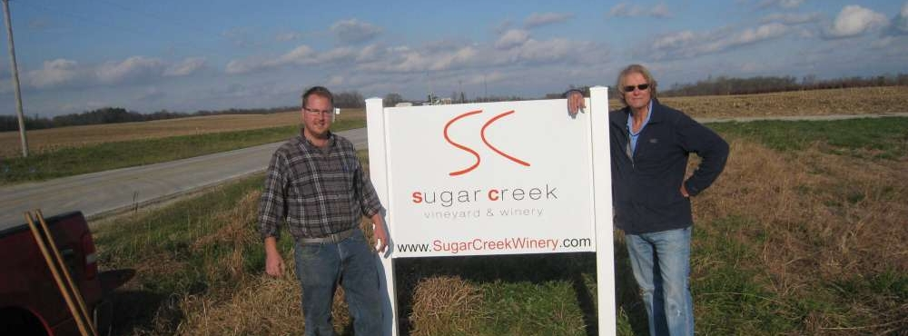 Sugar Creek Vineyard and Winery