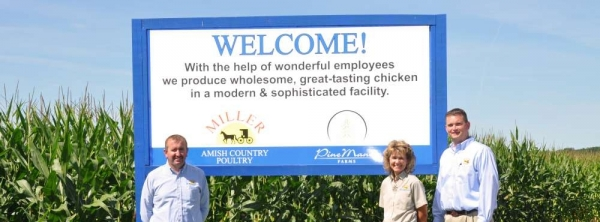 Miller Poultry, Pine Manor and Katie's Best